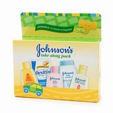 Johnson's Baby Gift Set Take Along Pack