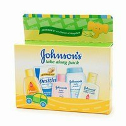 Johnson's Baby Gift Set Take Along Pack
