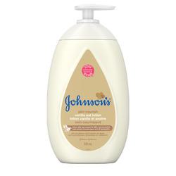 Johnson's® Skin Nourish Vanilla Oat Baby Lotion