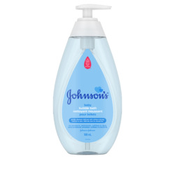 Johnson's® Baby Bubble Bath