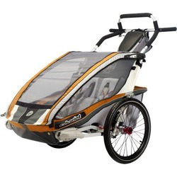 Chariot Carriers Inc CX2 Stroller Copper/Gray/Silver, One Size