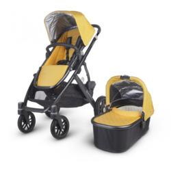 UPPAbaby VISTA Stroller in Maya Yellow