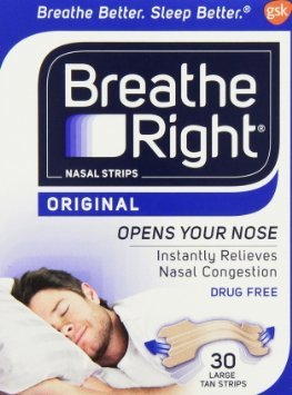 Breath easy strip
