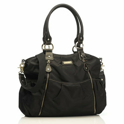 Olivia Diaper Bag Black