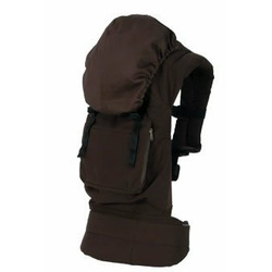 Ergo Baby Carrier - Organic Dark Chocolate / Kona Coffee
