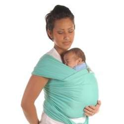 Moby Wrap Turquoise UV Protection