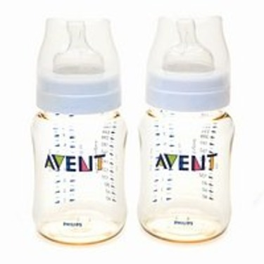 Philips AVENT BPA Free Bottle, 9 Ounce, Dual Pack