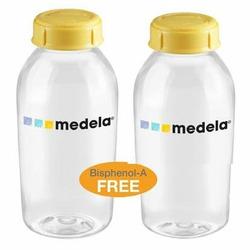 Medela Breastmilk Collection and Storage Bottles 8oz (250ml) - 2 Each