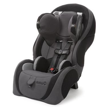 Safety 1st Air Protect Complete Convertible Car Seat, Silverleaf