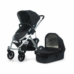 UPPAbaby Eco-friendly Vista Stroller, Black/Jake