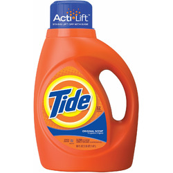 Tide Original Acti-Lift Liquid Laundry Detergent