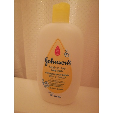 Johnson's® Head-to-Toe® Baby Wash