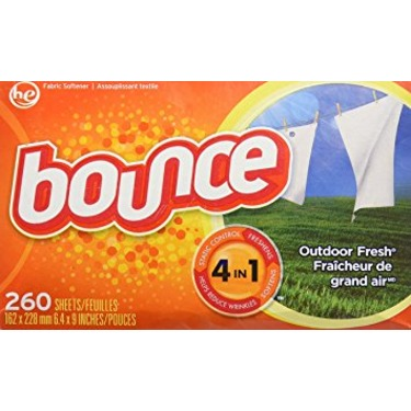 Bounce Dryer Sheets