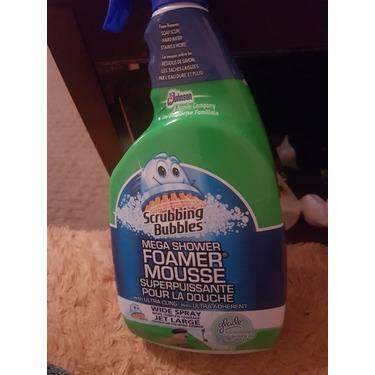 Scrubbing Bubbles Mega Shower Foamer