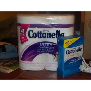 Cottonelle Ultra Bathroom Tissue