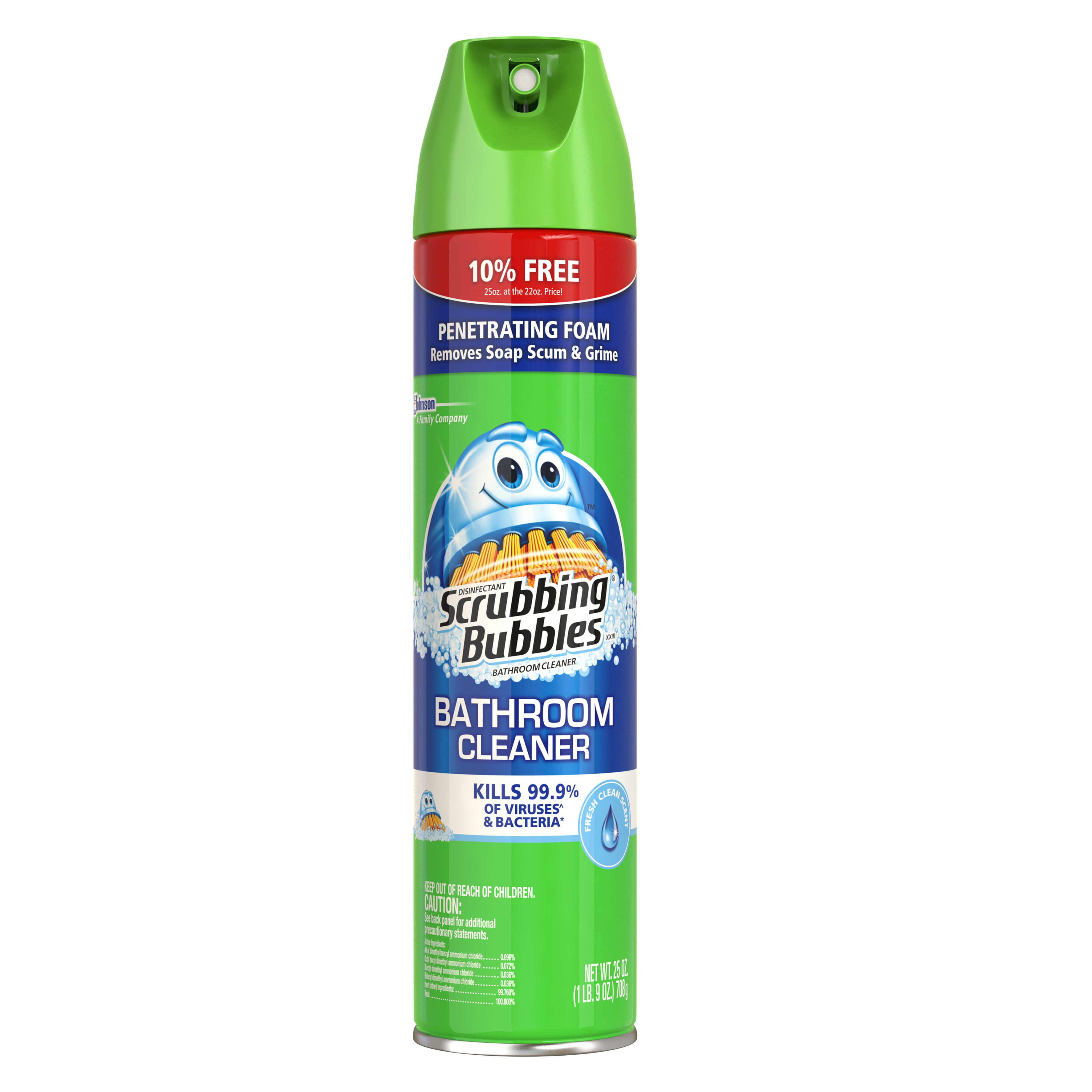 Scrubbing Bubbles Bathroom Cleaner Image Gallery. 221 Reviews