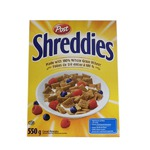 Post Shreddies Cereal