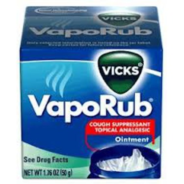 Vicks VapoRub Topical Ointment reviews in Remedies