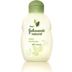 Johnson's Natural Baby Shampoo