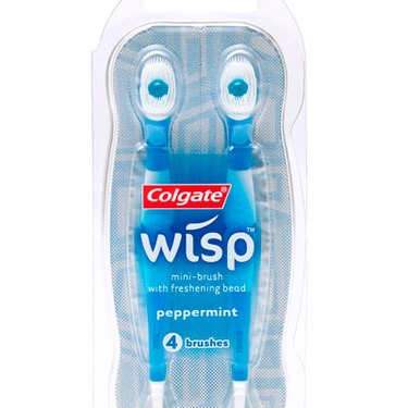 Colgate Wisp Mini Toothbrush