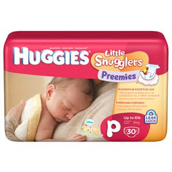 Huggies Newborn & Preemie Baby Diapers