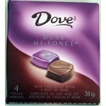 Dove Dusk Chocolate