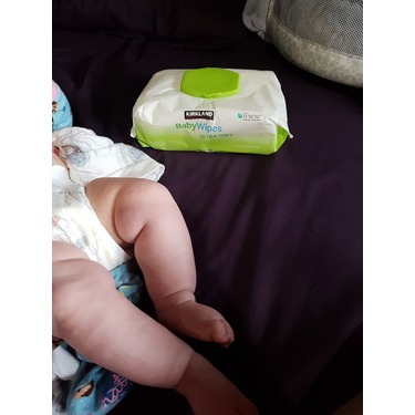 Kirkland Signature Ultra Soft Baby Wipes