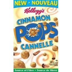 Kellogg's Cinnamon Corn Pops