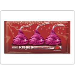Hershey's Kisses Cherry Cordial