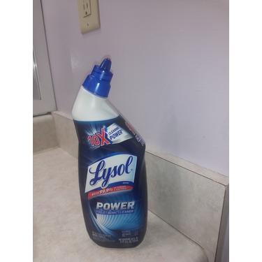Lysol Toilet Bowl Cleaner Action Gel