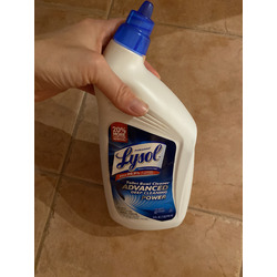 Lysol Toilet Bowl Cleaner Action Gel