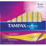 Tampax Radiant Pearl Tampons