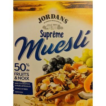 Jordans Muesli Organic