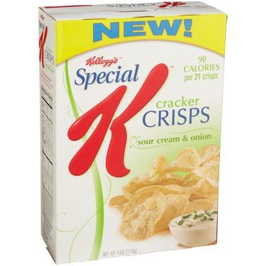 Kellogg's Special K Cracker Chips