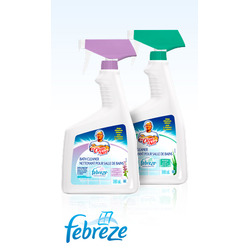 Mr. Clean Disinfecting Bath Cleaner with Febreze