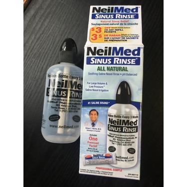 NeilMed Sinus Rinse