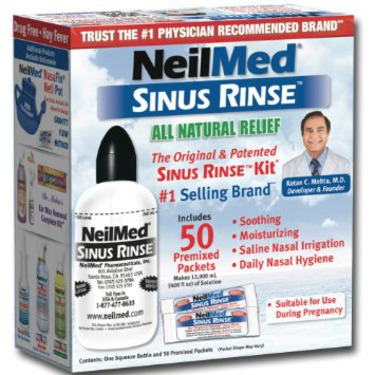 Neilmed Sinus Rinse Reviews In Natural Therapies Familyrated