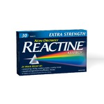 REACTINE Extra Strength Tablets