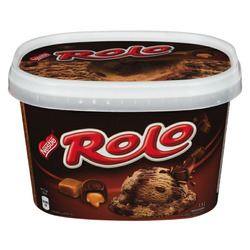 Nestle Rolo Ice Cream
