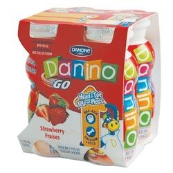 """Danino """"Go"""" Yogurt"""