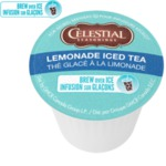 Celestial Seasonings Lemonade Iced Tea K-Cup