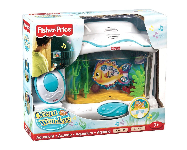 Fisher Price Ocean Wonders Aquarium With Remote Reviews In