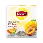 Lipton White Tea Peach and Mango Pyramid Tea Bags