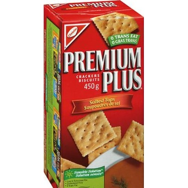 Christie Premium Plus Crackers