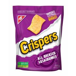 Crispers Baked Snacks