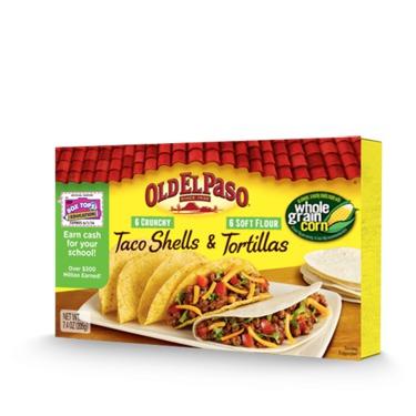 Old El Paso Taco Kits