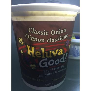 Helluva Good! French Onion Dip