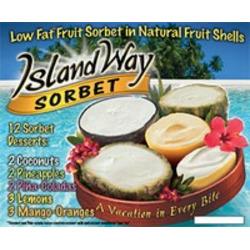 Island Way Sorbet