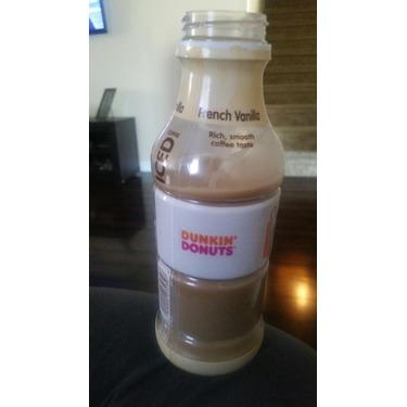 Dunkin Donuts Iced Coffee