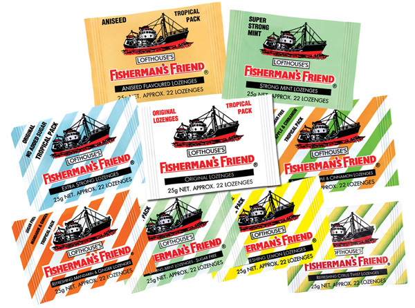 Fisherman's Friend Lozenges reviews in Remedies - FamilyRated
